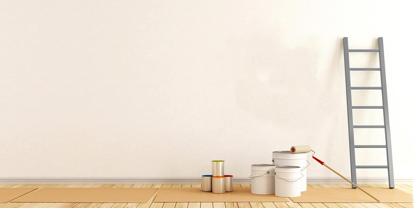 Malerarbeiten Wand
